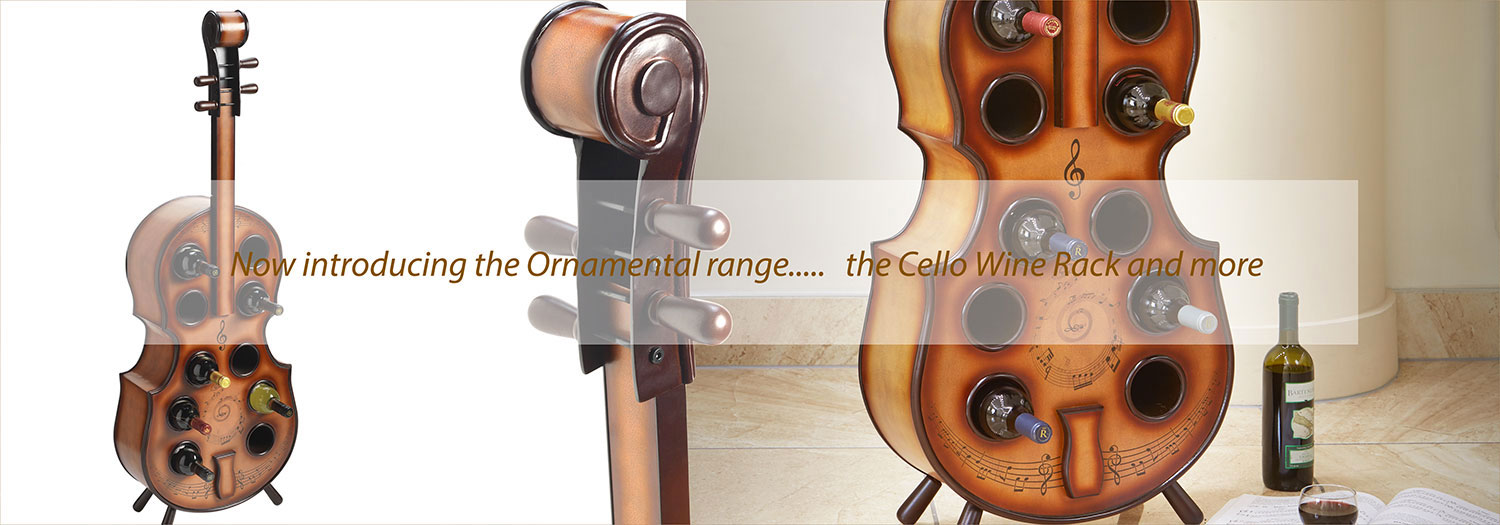 Now introducing the ornamental range