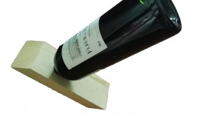 Magic Floating Wine Bottle Holder - 1 Bottle