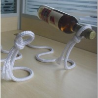 Magic Floating Rope Wine Bottle Holder