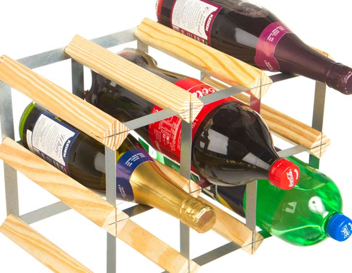 Bottle store systems